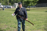 School Civil War Camp Day 2015